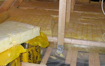 Rupanel gulv loft