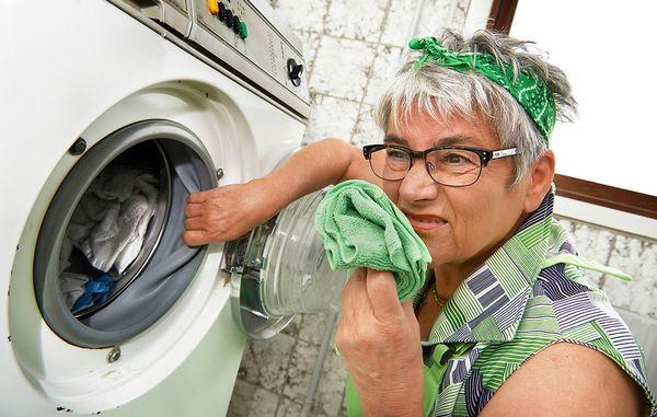 dårlig lugt i vaskemaskine
