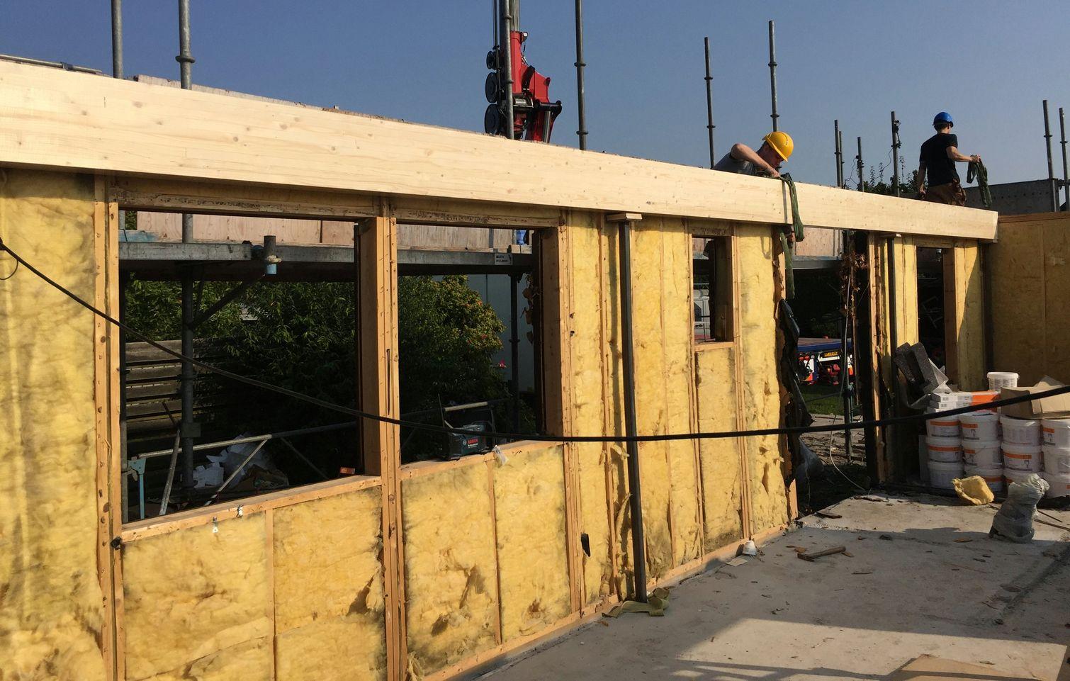 #BF7B0C Dette års Drømmer Du Også Om At Bygge En 1. Sal Med Loft Til Kip? Gør Det Selv Loft Til Kip 5691 15109615691