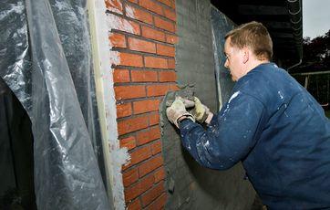Pudsning af murede facader - godt eller skidt?