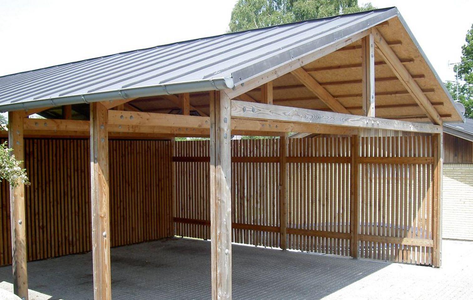 isolering af garage