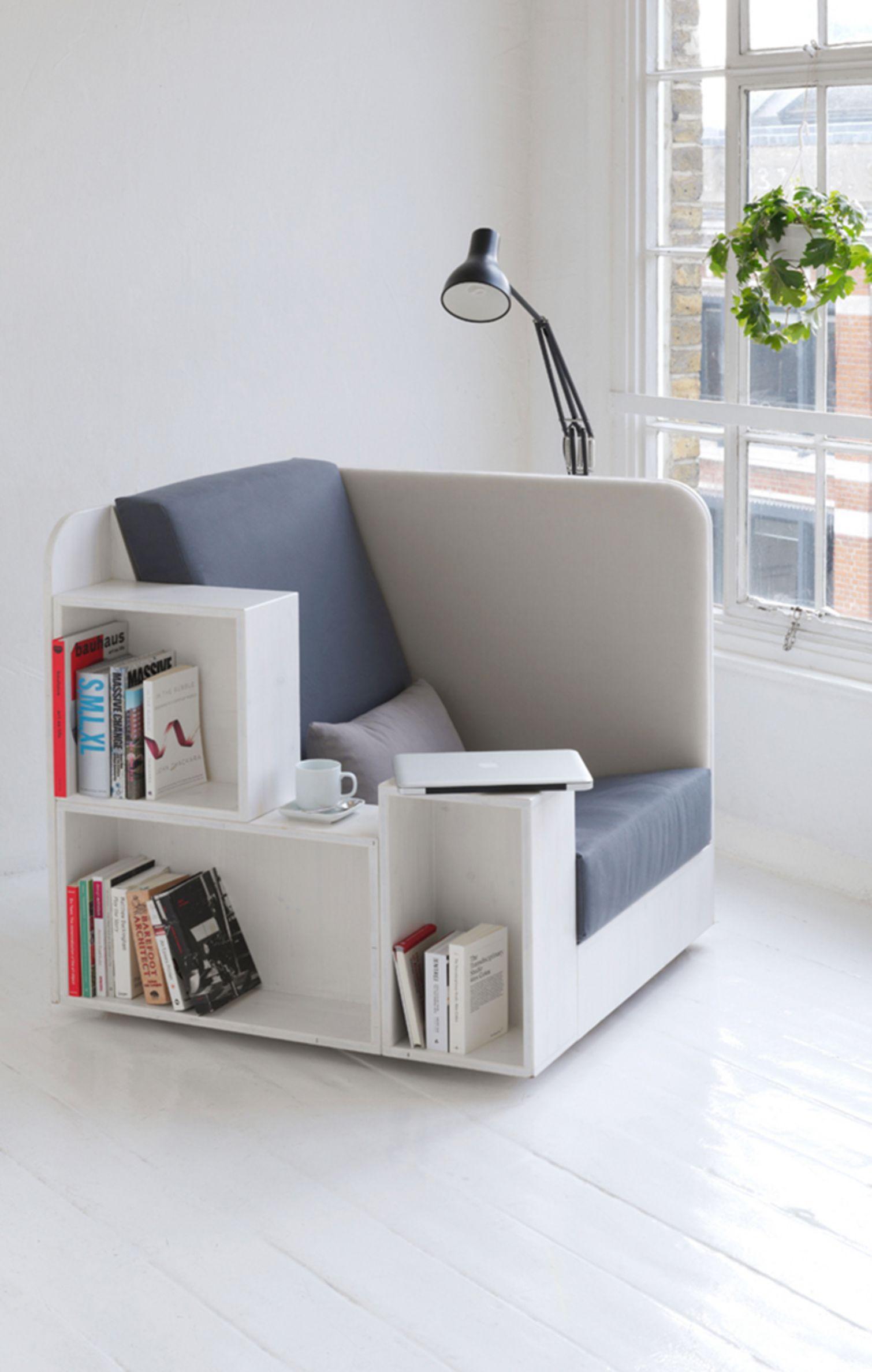møbler med flere funktioner