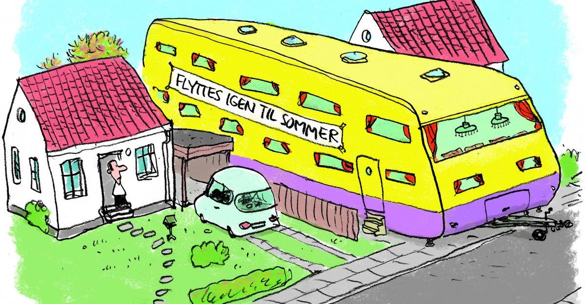 Picture of: Ma Du Parkere En Campingvogn I Din Have Eller Pa Offentlig Vej