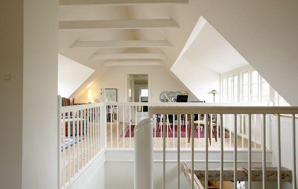 arkitektoniske muligheder n r du inddrager loftet til. Black Bedroom Furniture Sets. Home Design Ideas