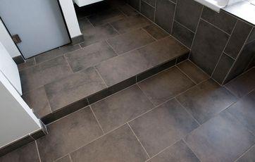 Vinyl gulvbelægning badeværelse