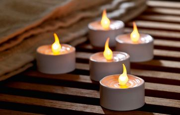 Pas på stearinlys: Her er 5 sundere alternativer
