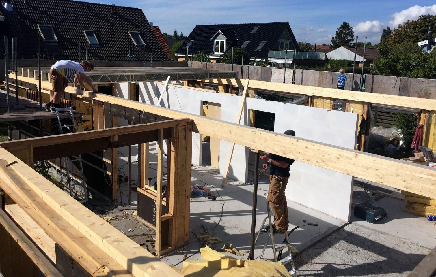 #9C712F Dette års Drømmer Du Også Om At Bygge En 1. Sal Med Loft Til Kip? Gør Det Selv Loft Til Kip 5691 15109615691