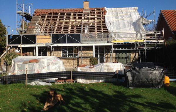 Slip for ejendomsværdiskat, hvis dit hus har fået store skader