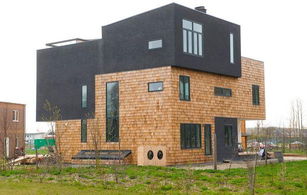 Danske hustyper