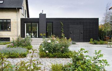 Arkitektoniske muligheder med træ