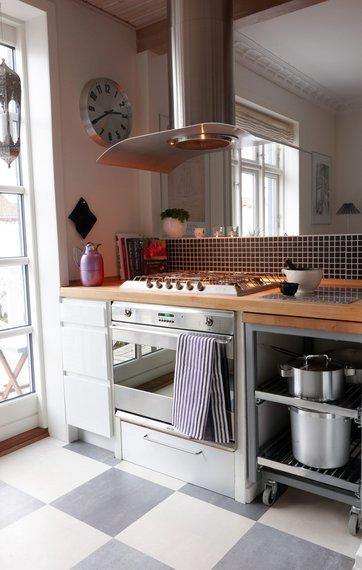 Gør køkkenet hovedrent - sådan