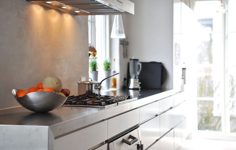 7 fif, når du indretter køkkenet