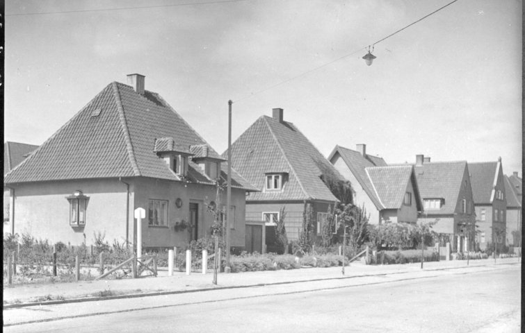den gamle bydel i Odense siger på dansk