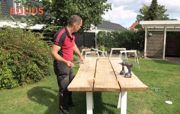 SÃ¥dan laver du et plankebord