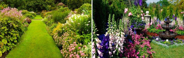 Sådan får du blomster i blomsterbedet hele sommeren