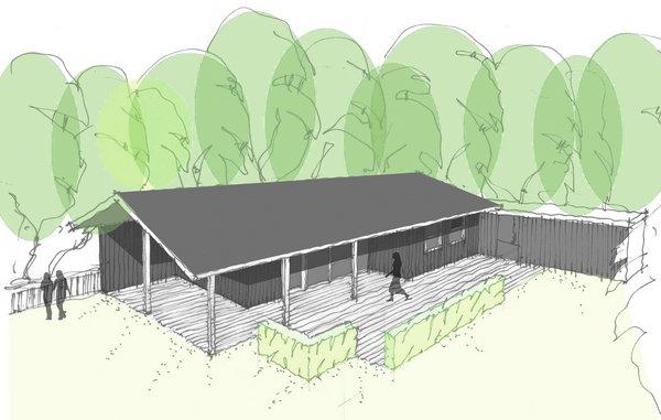 Hjælp os til en ugeneret terrasse