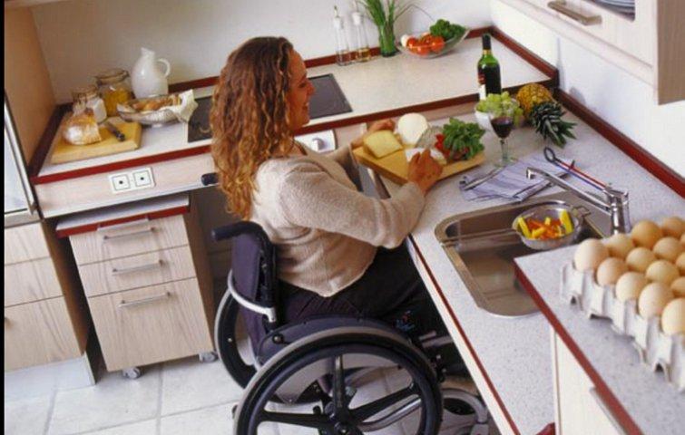 Handikap  og ældrevenlig boligindretning