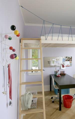 Byg en hems på loftet