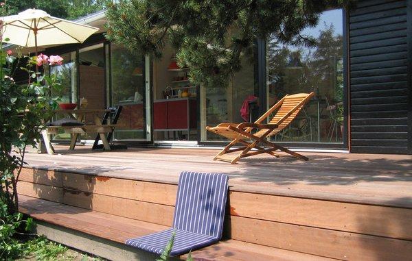 Masser af gode ideer til terrasser