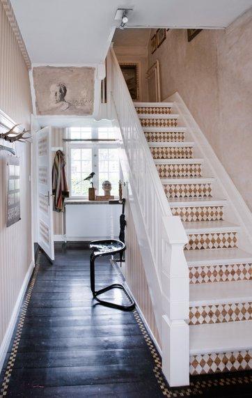 Lav tapet-patchwork på din væg