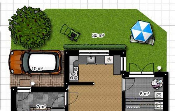 Indretning af boligen