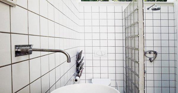 klinker badeværelse inspiration