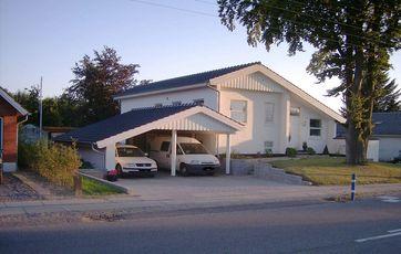 Carporte og garager