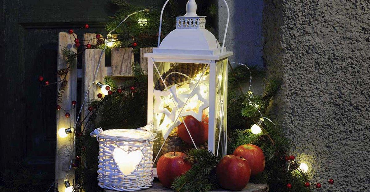 Picture of: Fa Inspiration Til Din Julebelysning I Have Og Indgangsparti