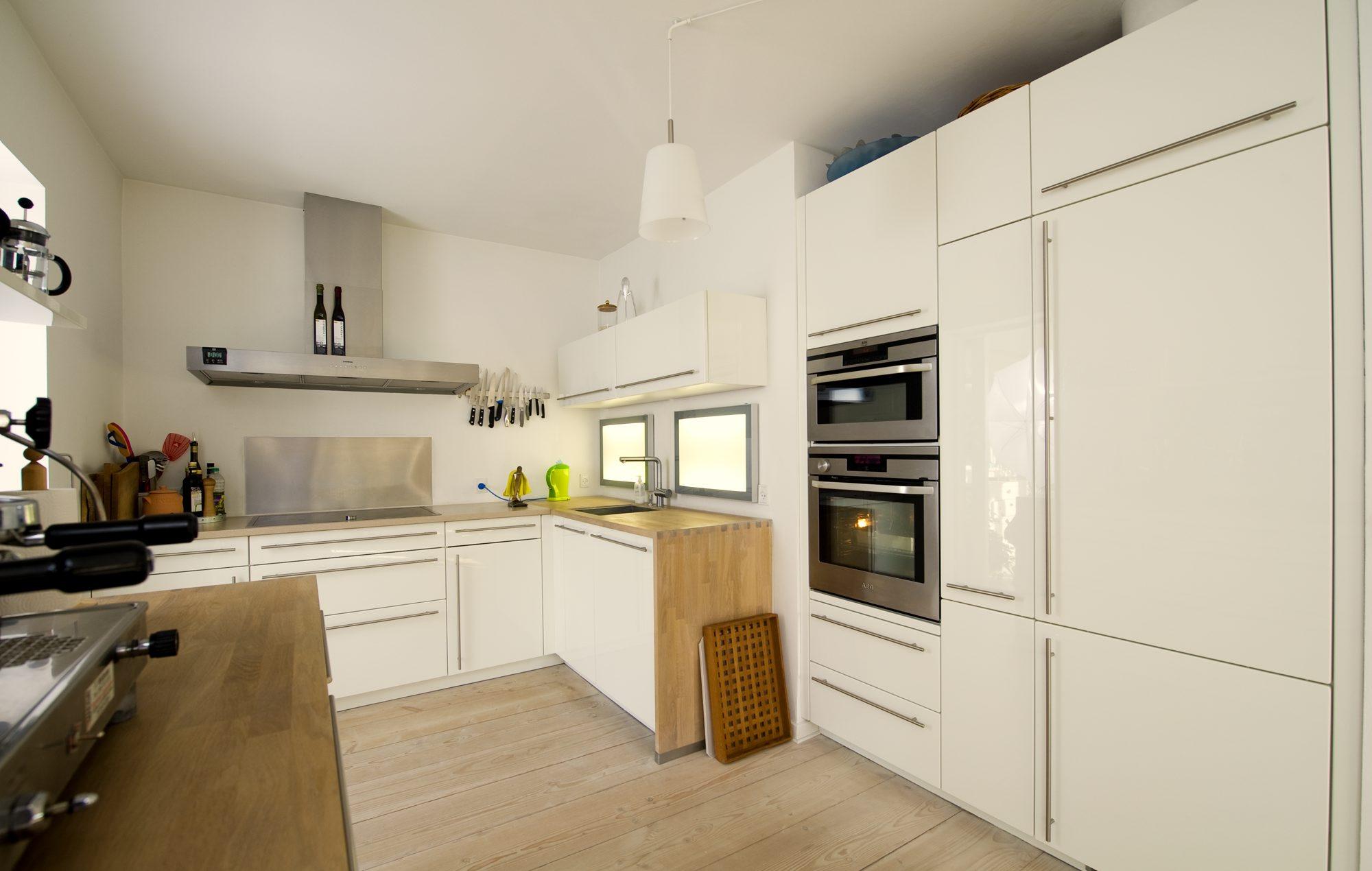 Fra 6 til 55 kvadratmeter nyt køkken