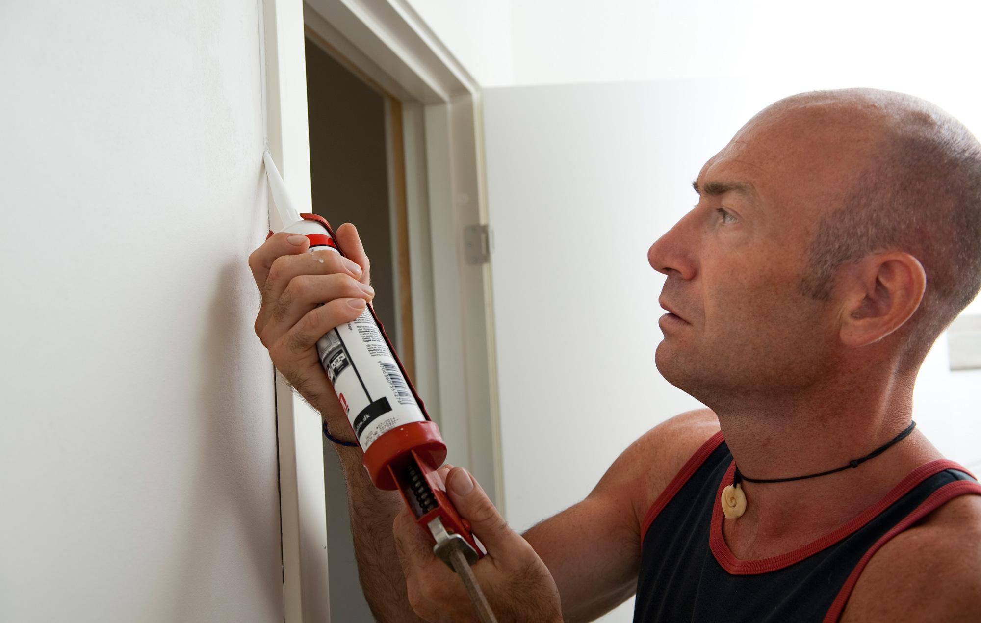 #A92B22 Mest effektive Gør Det Selv Mal Let Med Smarte Malerfif Gør Det Selv Mal Trægulv 5715 200012705715