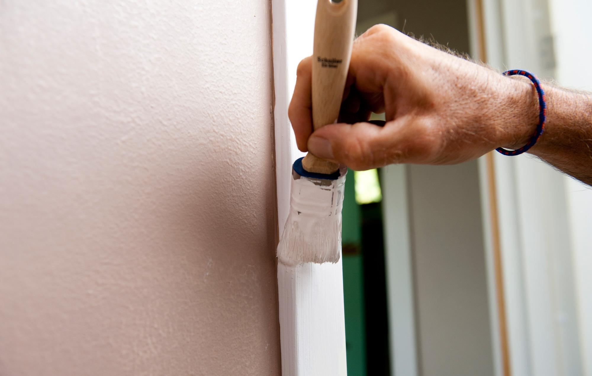 #703F27 Mest effektive Gør Det Selv Mal Let Med Smarte Malerfif Gør Det Selv Mal Trægulv 5715 200012705715