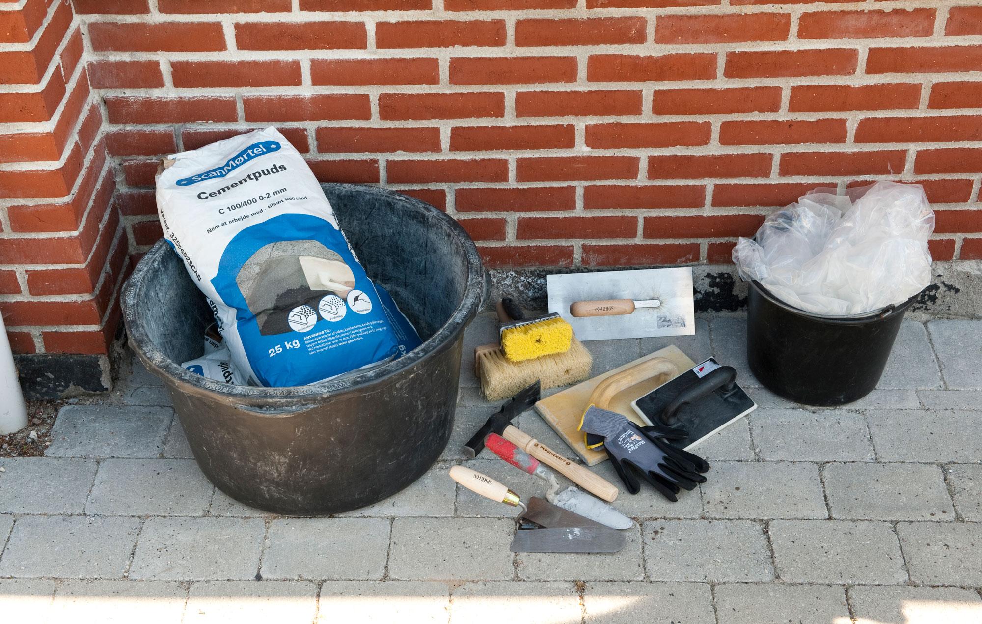 #0D7BBE Anbefalede Gør Det Selv: Reparér Soklen Gør Det Selv Sokkel 6097 200012706097