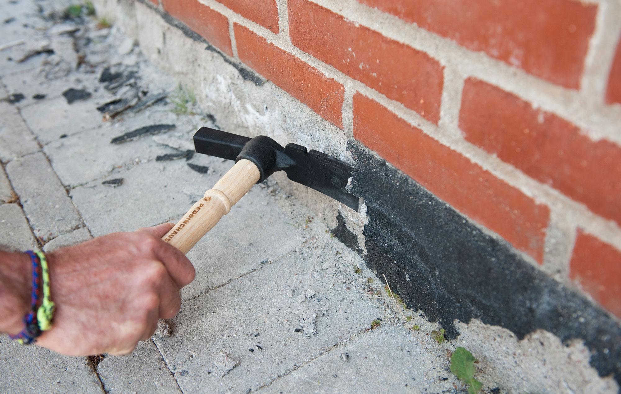 #924C39 Anbefalede Gør Det Selv: Reparér Soklen Gør Det Selv Sokkel 6097 200012706097