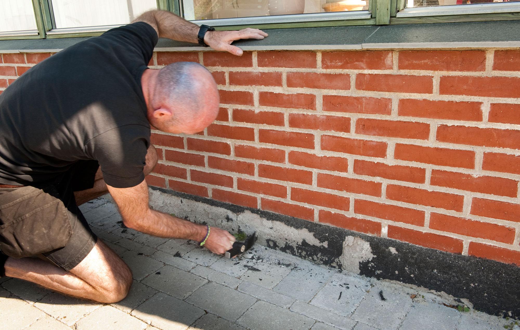 #A1492A Anbefalede Gør Det Selv: Reparér Soklen Gør Det Selv Sokkel 6097 200012706097