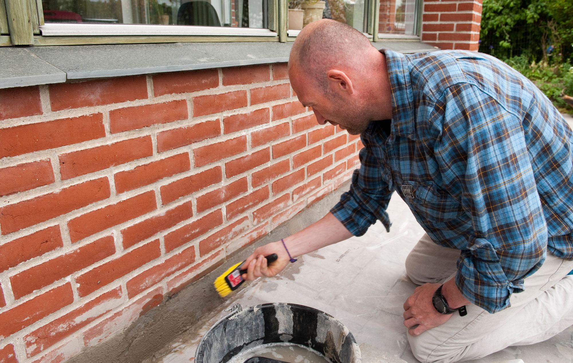 #9D482E Anbefalede Gør Det Selv: Reparér Soklen Gør Det Selv Sokkel 6097 200012706097