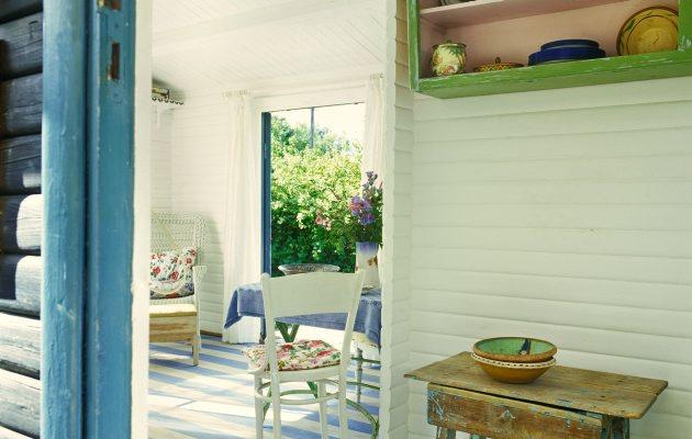 Sommerhus typer