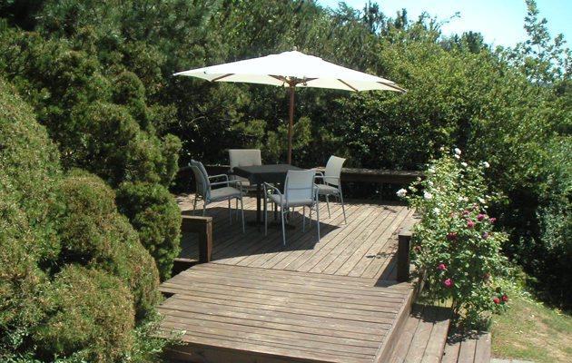 Terrassen: guide til en inspirerende terrasse.