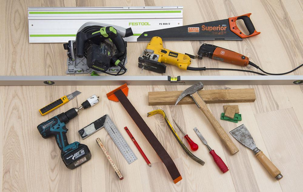 Gør det selv: hav værktøjet i orden – sÃ¥dan!