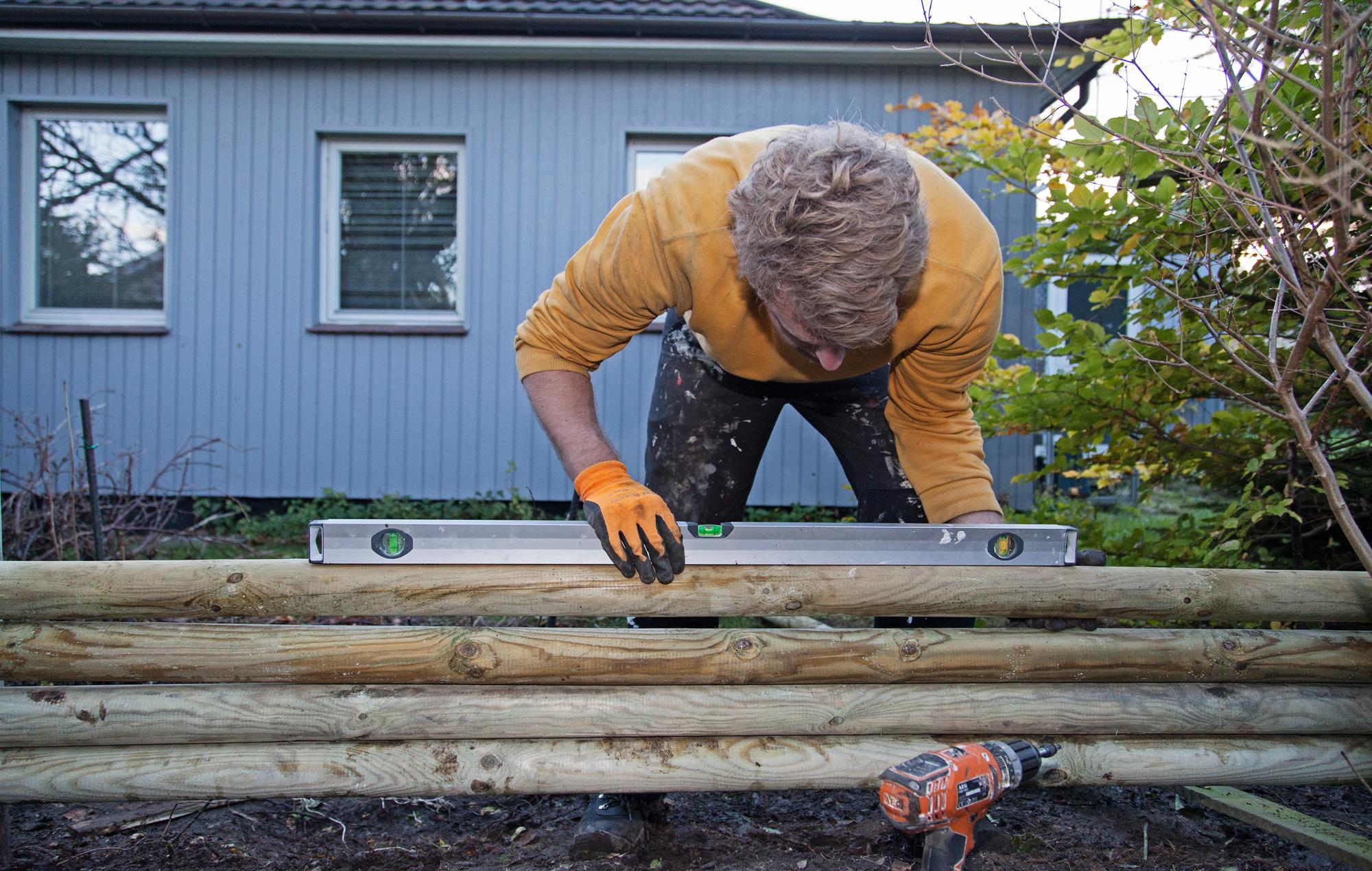 #8A6741 Anbefalede Gør Det Selv: Sådan Bygger Du Et Raftehegn Gør Det Selv Godt 5297 200012705297