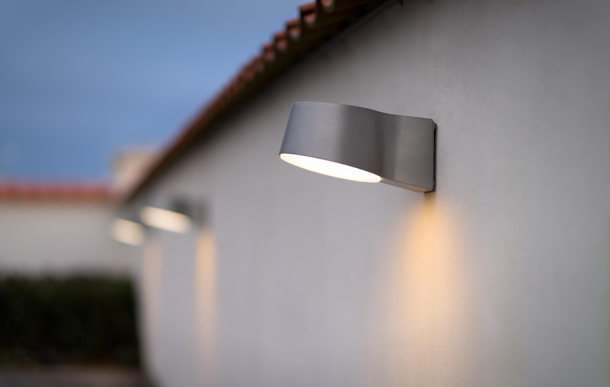 Udendørs Bord Lampe