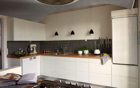 Nyt køkken på 1 dag